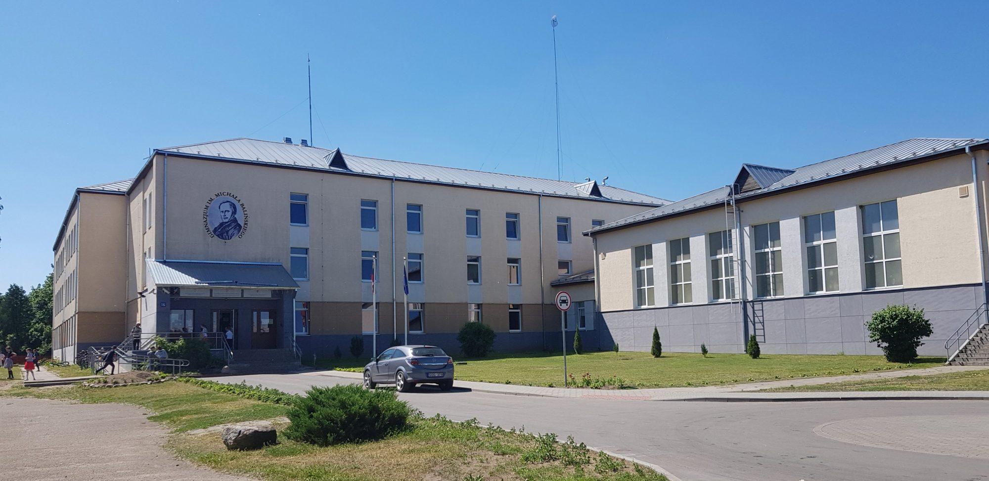 Šalčininkų r. Jašiūnų pagrindinė mokykla